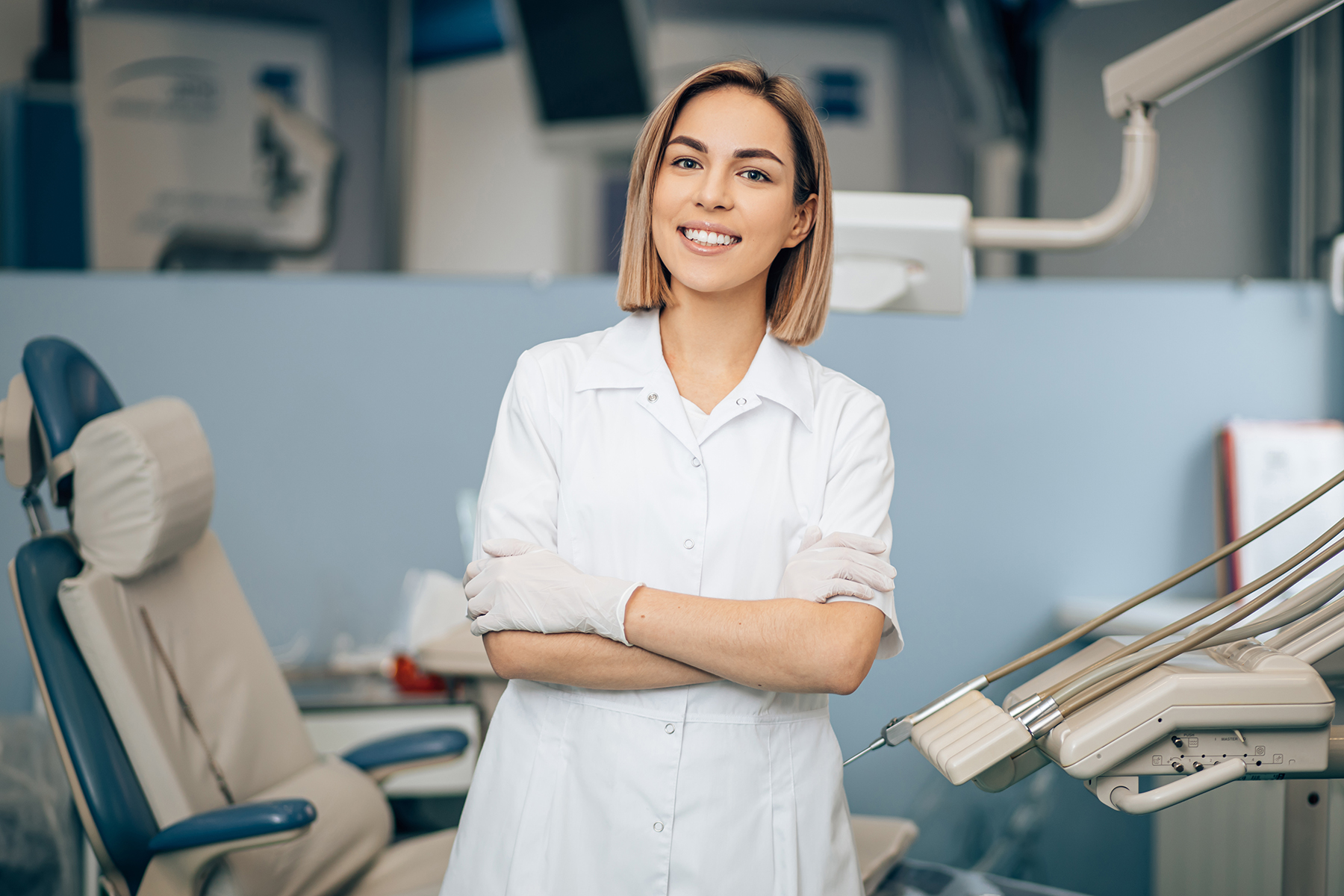 Dentist Homepage Guided Ortho